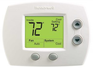 Honeywell FocusPro Non-Programmable