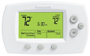 FocusPRO Programmable Thermostat