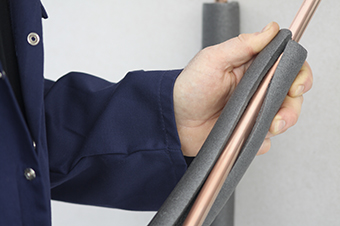 Insultating Pipes Can Save Energy Costs & DIY Pipe Insulating Tips | Indianapolis Plumbing | Mr Quik