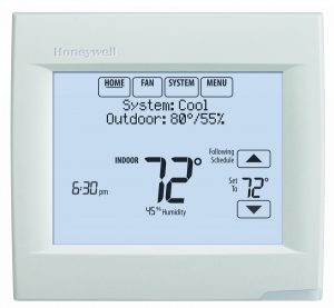VisionPro Programmable Thermostat