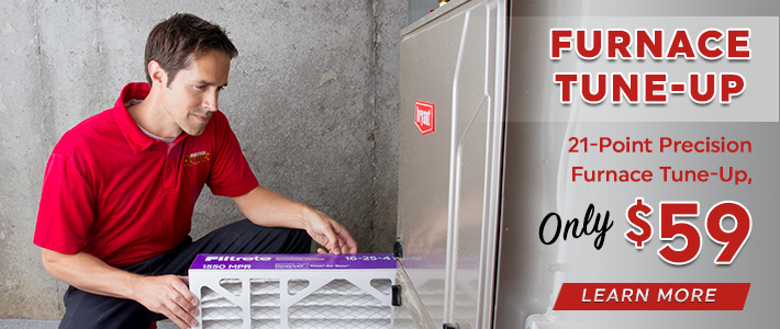 Furnace Tune-up only $59