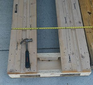 measuring-out-pallets