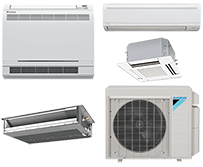 Daikin Ductless Multi-Zone