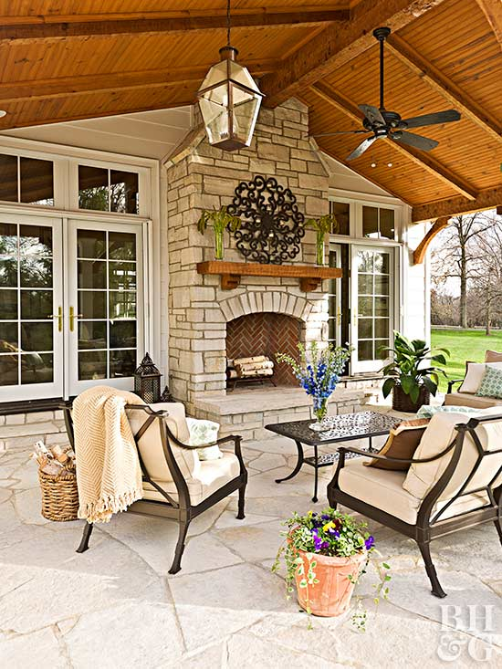 Does An Outdoor Kitchen Increase Home Value
